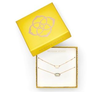 KENDRA SCOTT- FERN & EVER GIFT SET - ROSE GOLD